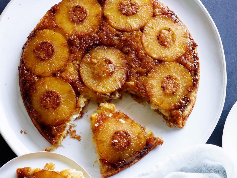 Pineapple Upside Down Cake Recipe Mini