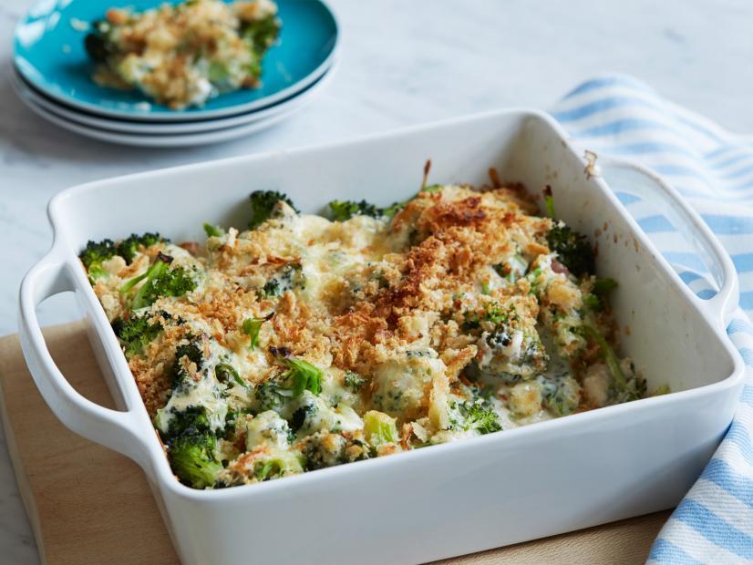 Broccoli Gratin Recipe Food Network Kitchen Food Network