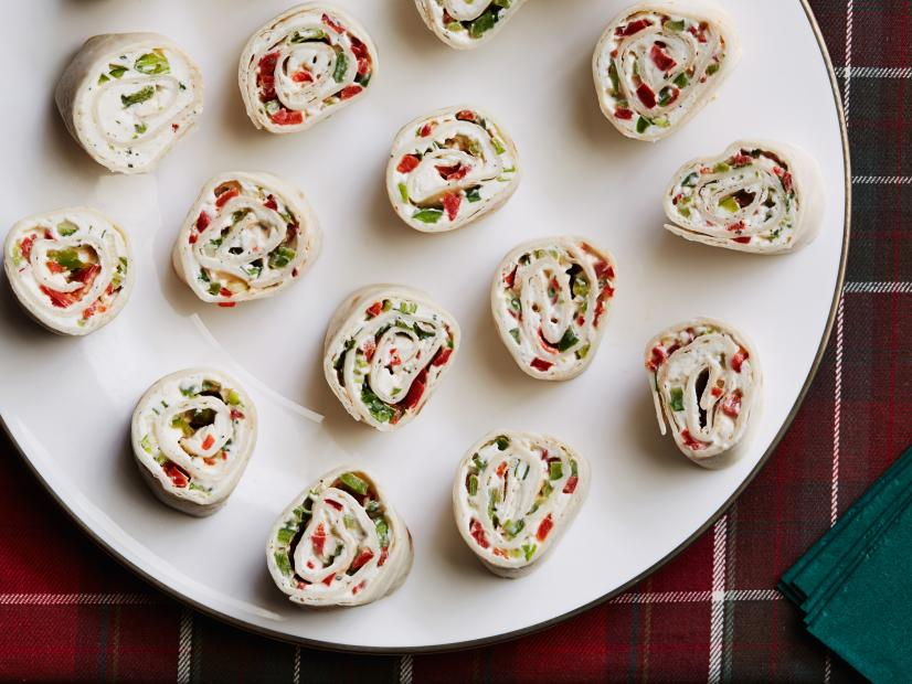 holiday roll ups recipe ree drummond food network