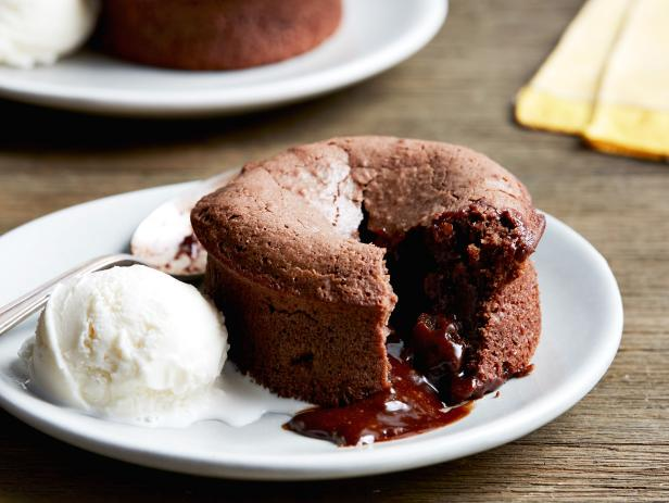 Chocolate Lava Cakes Recipe Ree Drummond Food Network