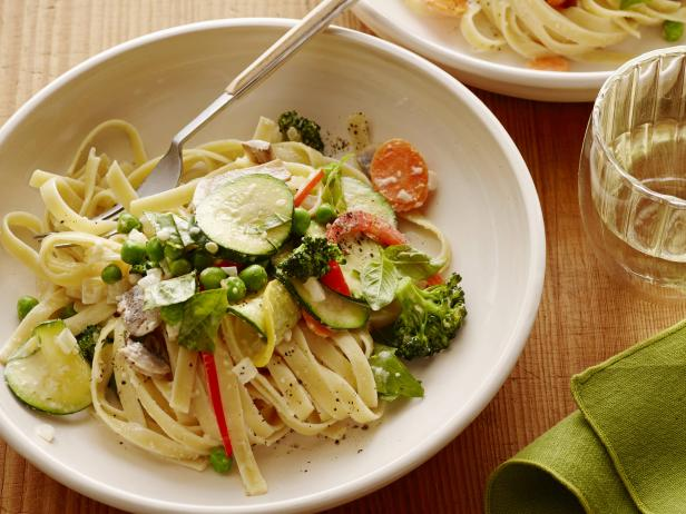 Pasta Primavera Salad Recipe Food Network