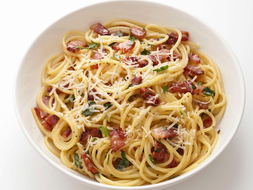 Spaghetti Carbonara Recipe Food Network Kitchen Food Network