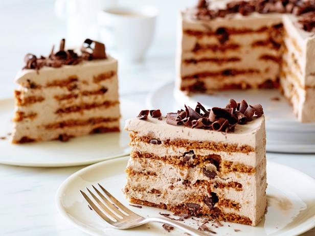 Mocha Chocolate Icebox Cake Recipe | Ina Garten | Food Network