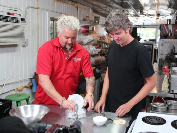 Guy Fieri in Key West