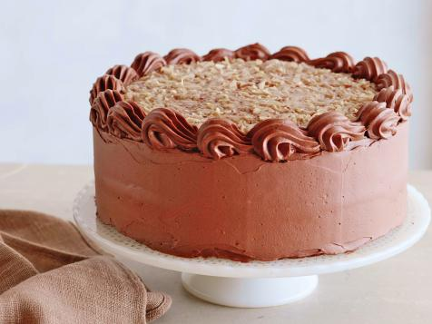 We Found a Better Frosting for German Chocolate Cake