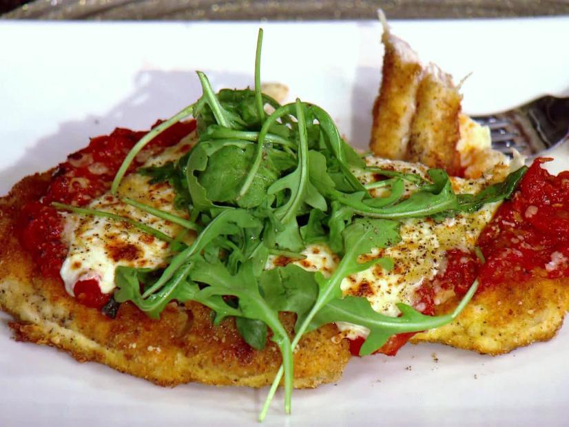 Chicken Parmesan Recipe Bobby Flay Food Network