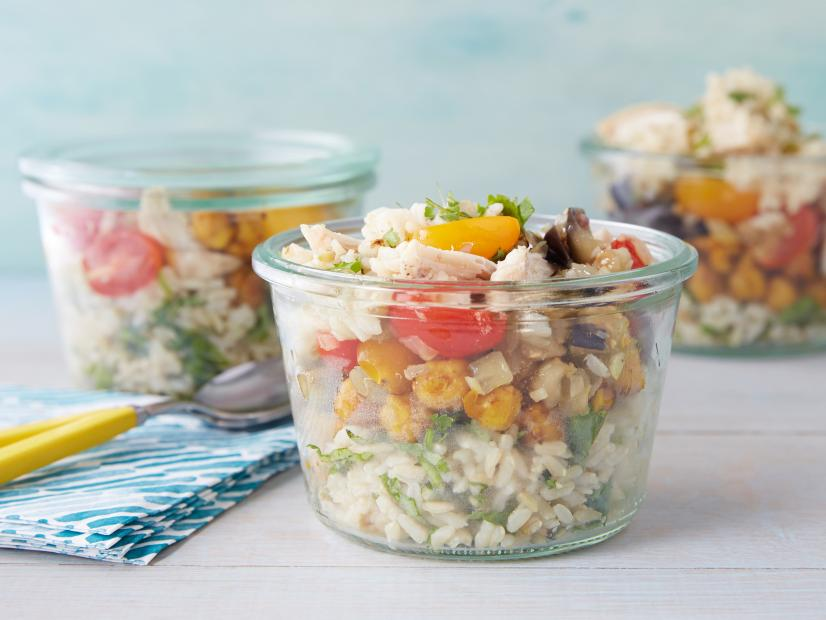 Layered Picnic-in-a-Jar Recipe   Melissa d'Arabian   Food ...