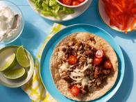 Kids Can Make: A Quesadilla Bar