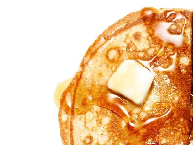 Buttermilk pancakes recipe food network kitchen food network buttermilk pancakes forumfinder Images