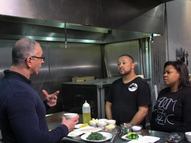 Robert Irvine on Restaurant: Impossible