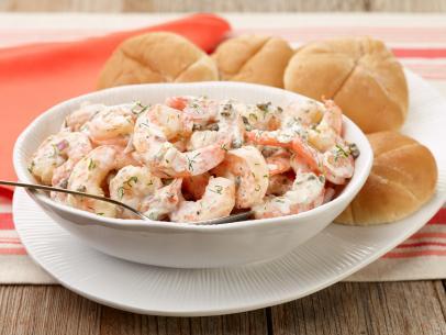 Shrimp salad recipe ina garten food network roasted shrimp salad forumfinder Image collections