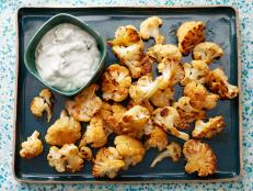 Rethink in-season cauliflower with recipes ranging from pizza dough to vegetarian main dishes.