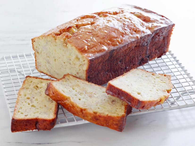 Bananas foster bread recipe damaris phillips food network watch forumfinder Image collections