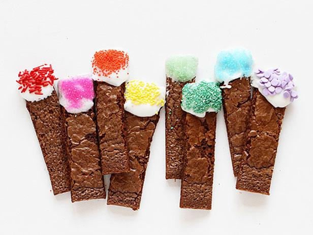 Brownie Sticks