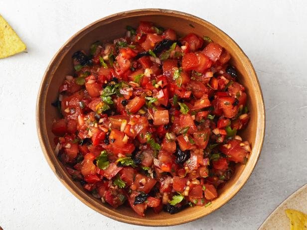 Salsa with Ancho Chiles