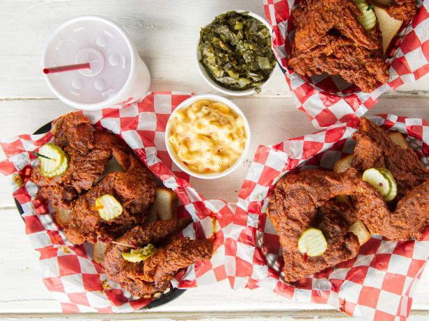 Hattie B's Hot Chicken