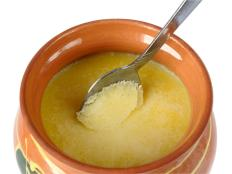 Melted butter (ghee)
