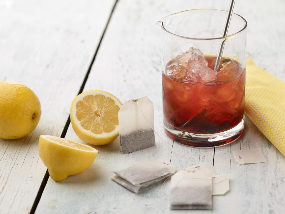 How to make lemonade iced tea