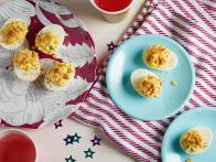 Sunny's Deviled Eggs