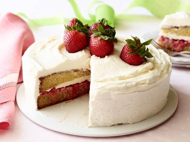 strawberry shortcake cake recipe ree drummond food network