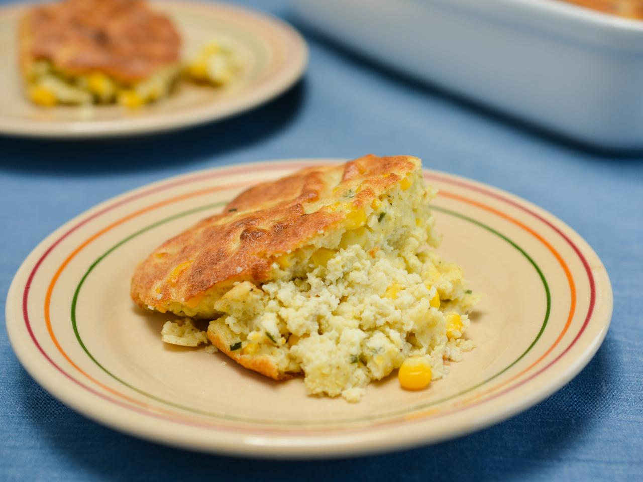 Baked corn pudding down home comfort fn dish behind the scenes baked corn pudding forumfinder Gallery