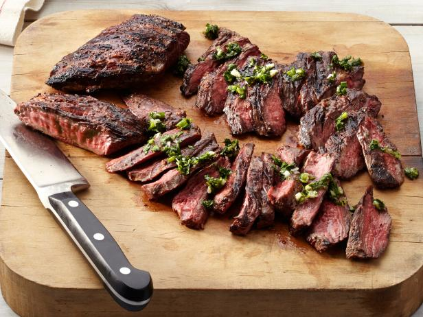 50 Grilled Steak Recipes And Ideas Food Network Main Dish