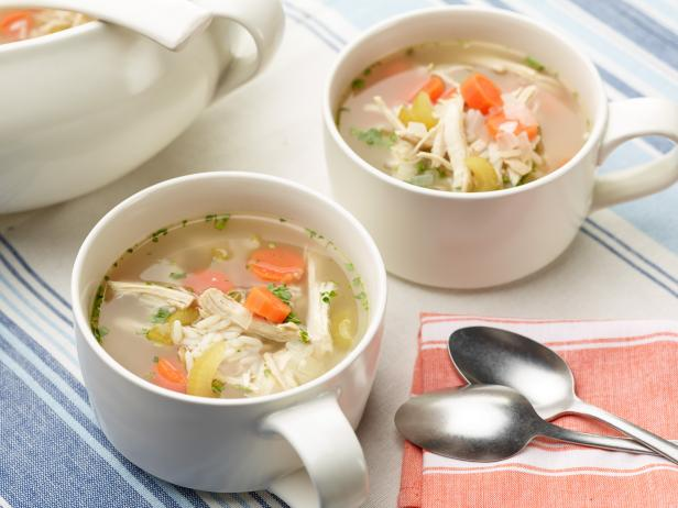 Gentil Simple Chicken Soup