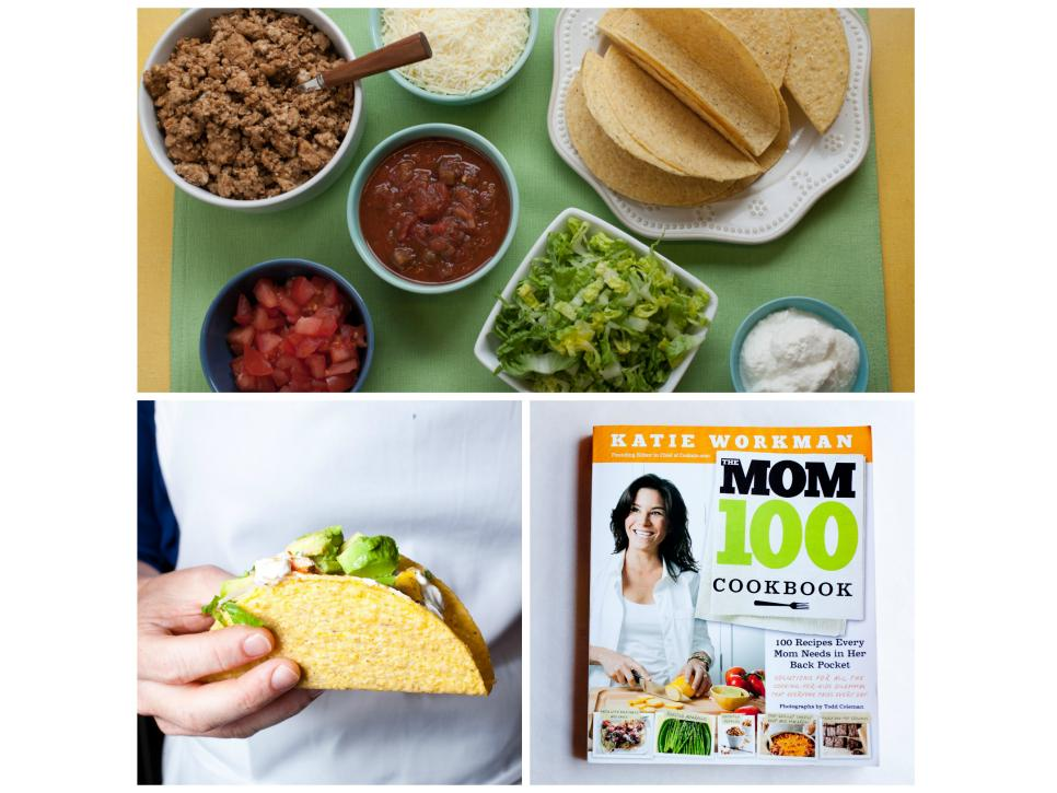 tacos an interactive recipe book cook in a book