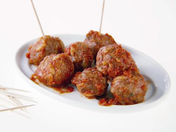 Ricotta and Cinnamon Meatballs