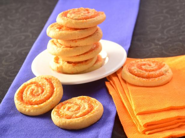Pinwheel Sugar Cookies