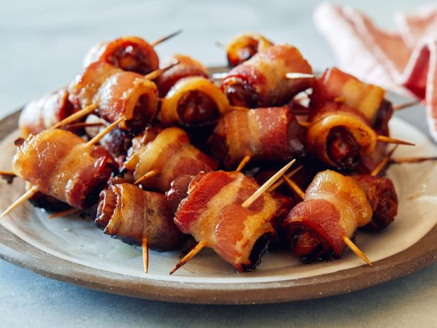 Food Network Bacon Wrapped Appetizers