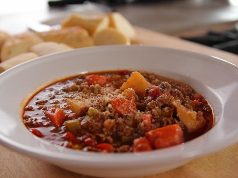 Hamburger Soup Recipe Ree Drummond Food Network