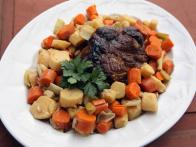 Pork Pot Roast with Root Vegetables