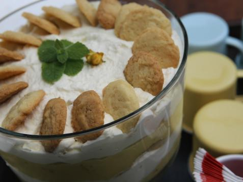 Banana Pudding with Homemade Vanilla Wafers
