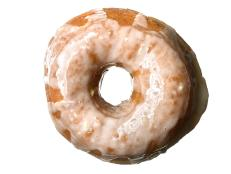 In a world where calories didn't matter and stomachaches didn't exist, how many doughnuts do you think you could eat (and enjoy) in one sitting?
