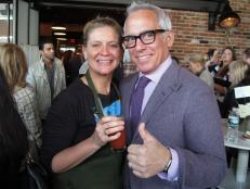 Geoffrey Zakarian hosted the Greenmarket Brunch at the New York City Wine & Food Festival this past Saturday. See some of the best bites from the event.