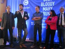 Find out who won awards at the Best Bloody Mary Brunch, hosted by the entire cast of Chopped. And see the best brunch bites from the event.