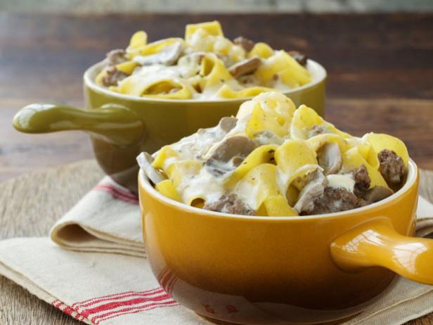 Original Ranch Beef and Noodle Skillet