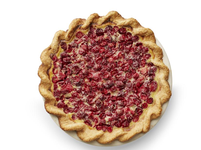 Cranberry Custard Pie Recipe Food Network Kitchen Food Network