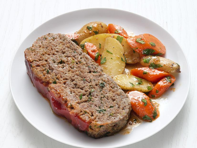 Slow Cooker Meatloaf Recipe Food Network Kitchen Food Network