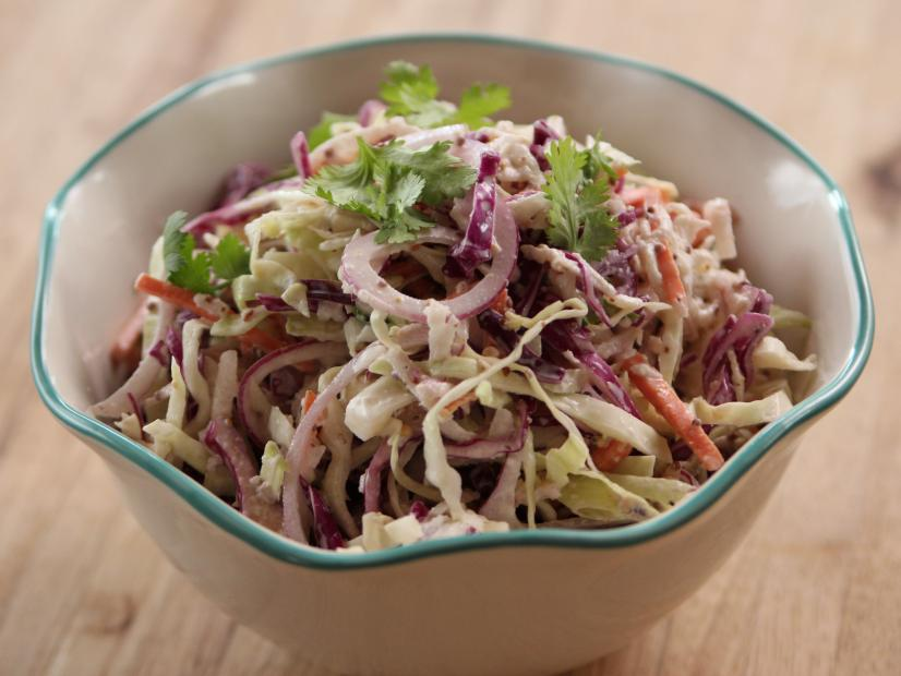 Cole slaw with mustard and horseradish recipe ree drummond food watch forumfinder Image collections