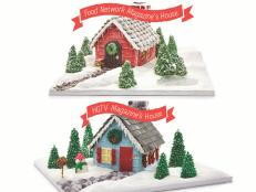 Food Network Magazine and HGTV Magazine went head-to-head in a gingerbread house contest. Vote for your favorite.