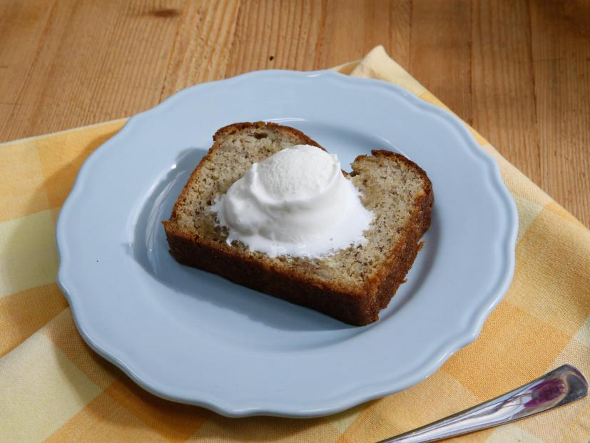 Bananas foster banana bread sundae recipe food network watch forumfinder Image collections