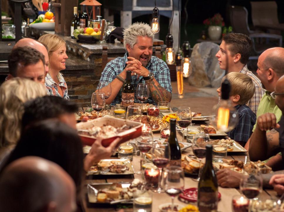 Food Network The Kitchen Thanksgiving Episode