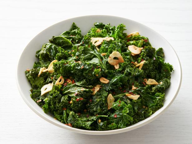 Spinach And Kale Salad Recipe Food Network