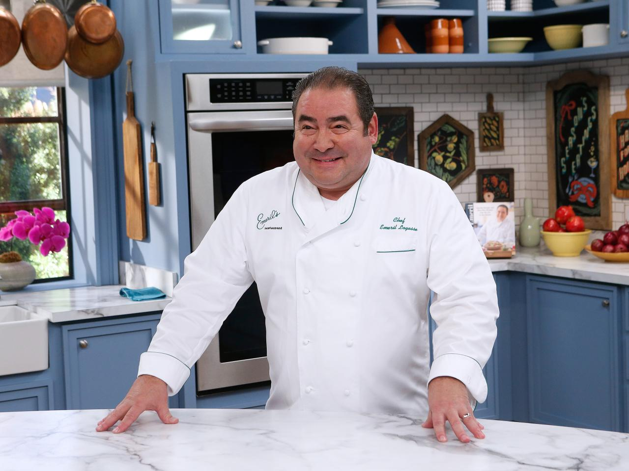 What to Watch: Emeril Lagasse on The Kitchen, and A Barefoot Holiday ...