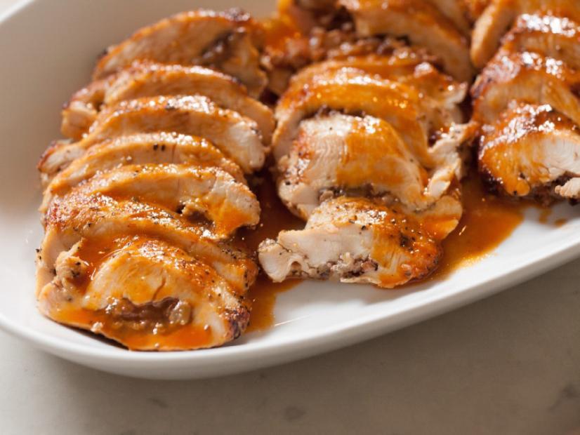 Pecan Stuffed Chicken Breast Recipe Daphne Brogdon Food Network