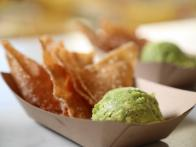 Guacamole with Crispy Chips