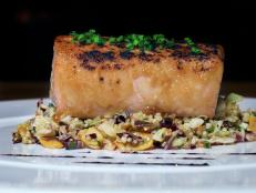 A CrossFit guru and chef, Jeremy Lieb takes his health seriously. Make his Miso Salmon with quinoa cabbage slaw!