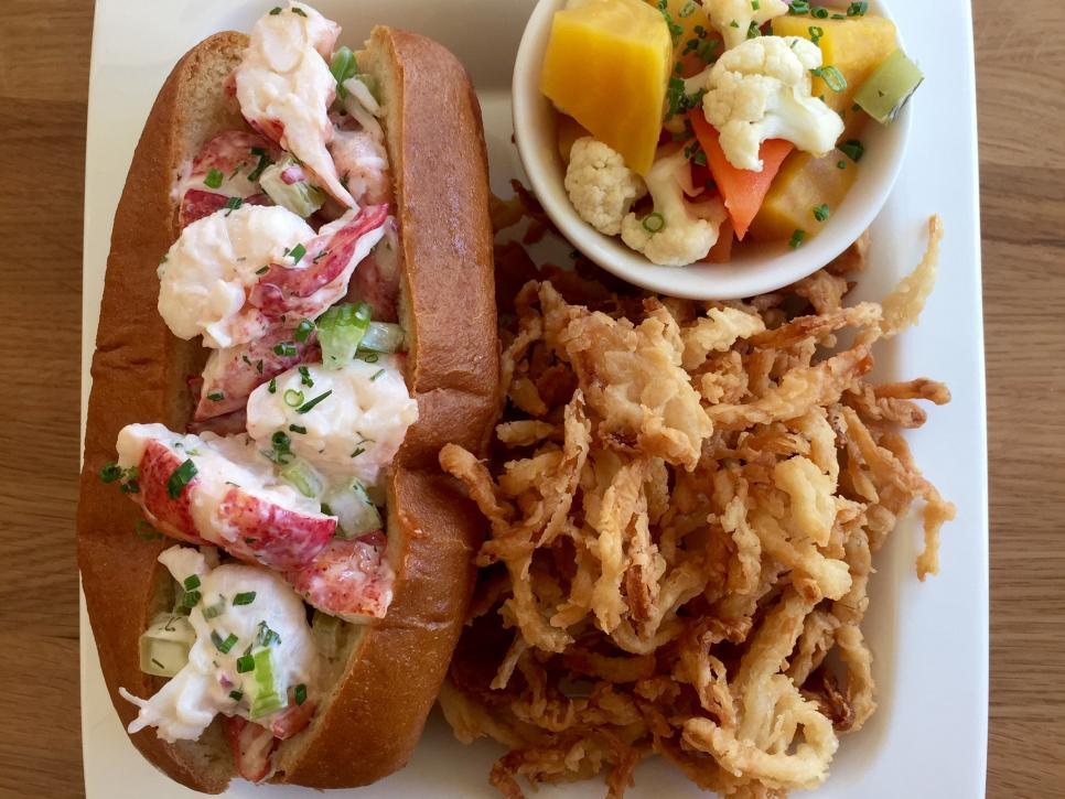 Best Lobster Roll Outside Maine : Food Network ...
